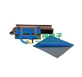 Thermal conductive silicon sheet